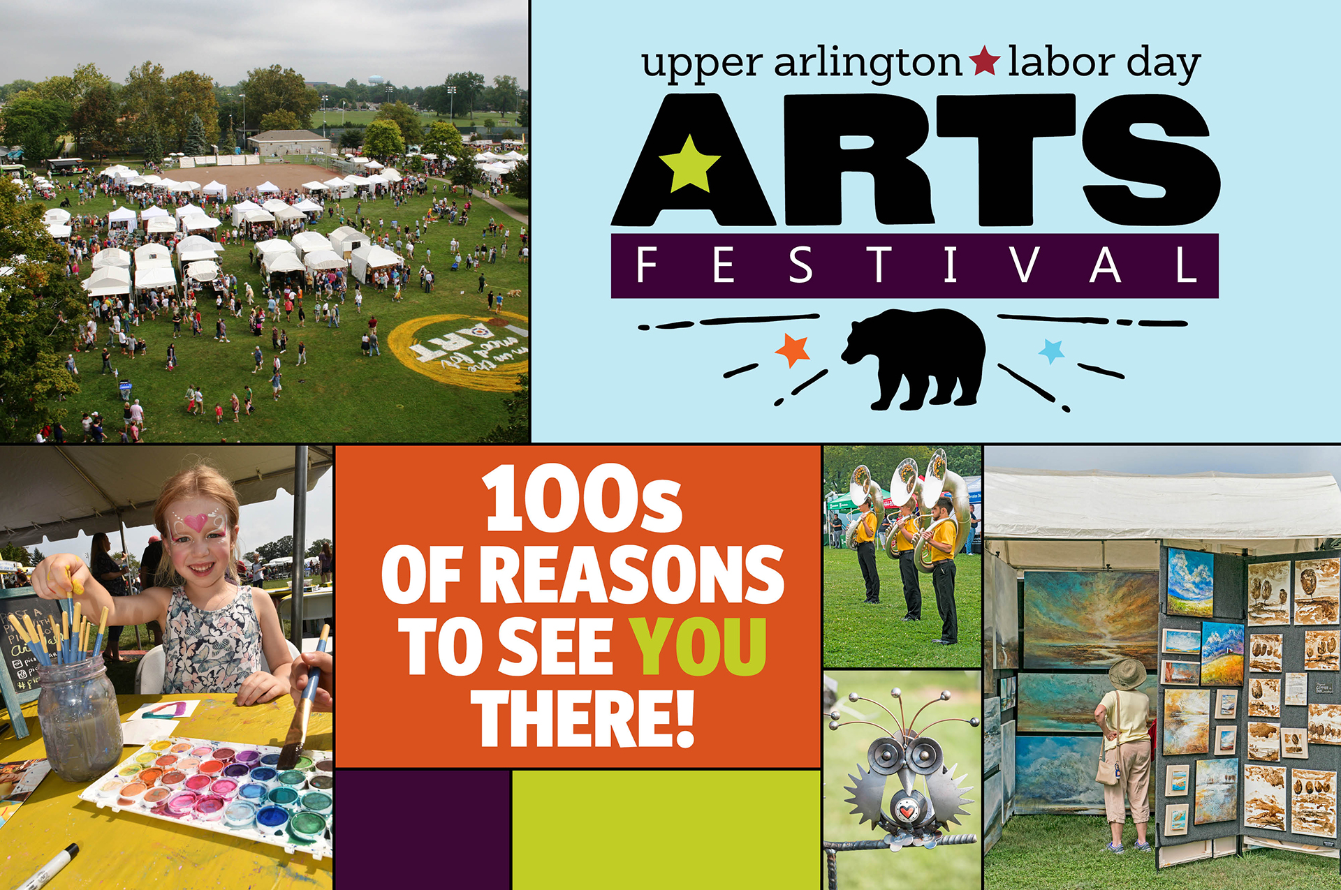Labor Day Arts Festival