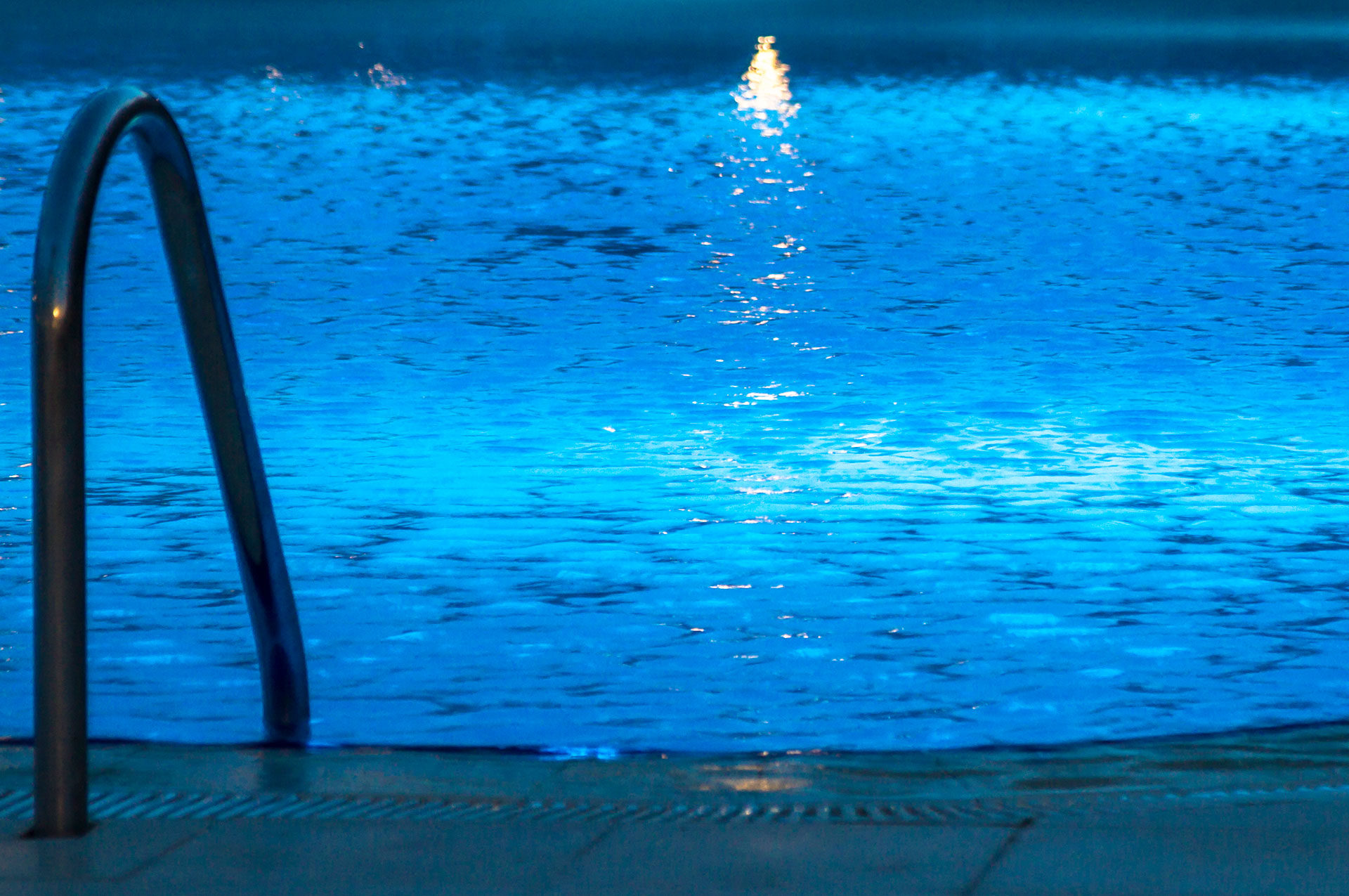 Swim At Night