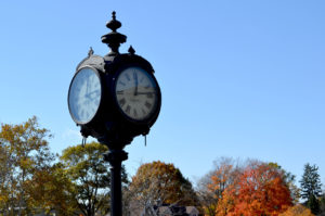 Tremont Center Clock