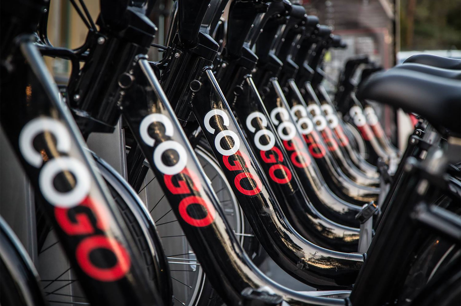 CoGo Bike Stations To Receive Upgrades