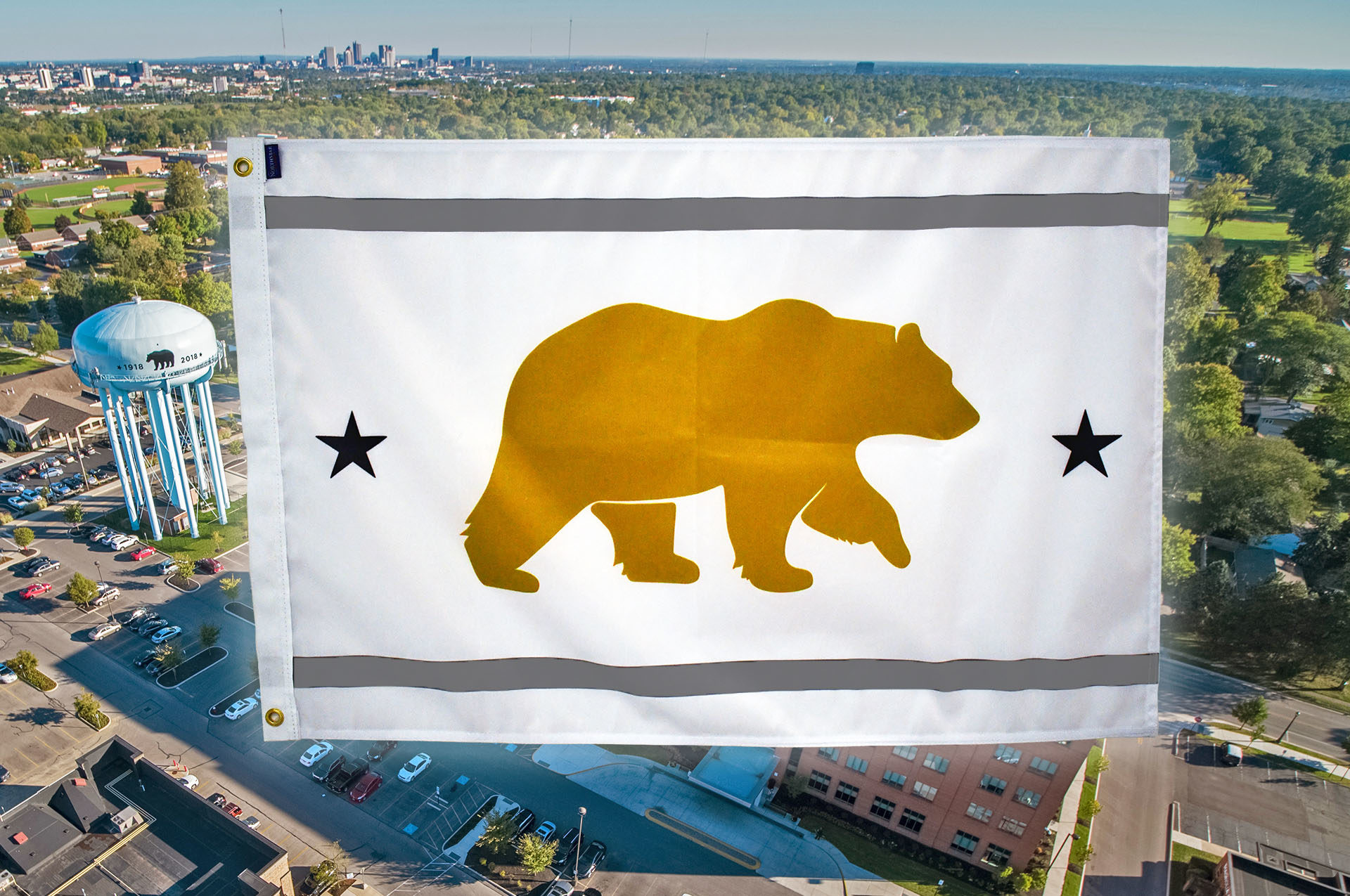 New City Flag Available For Purchase