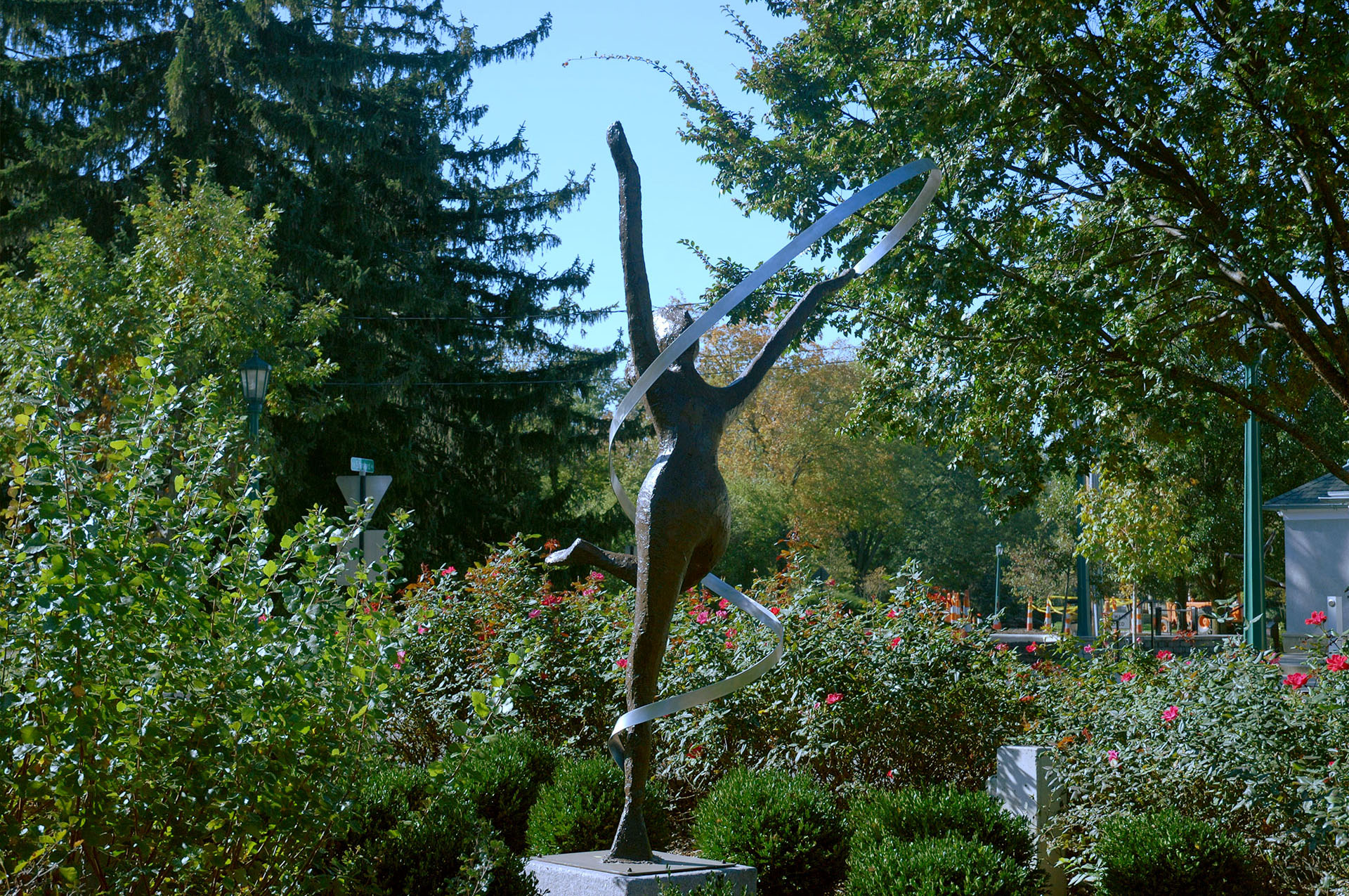 Celebration Of Humanity-Ribbon Dancer1