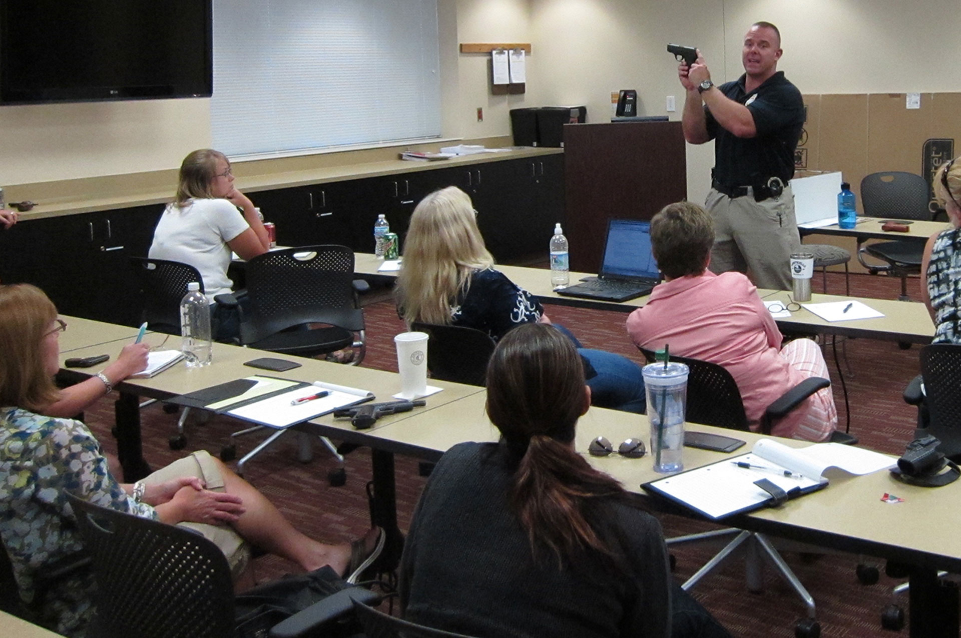Citizen Police Academy Accepting Applications