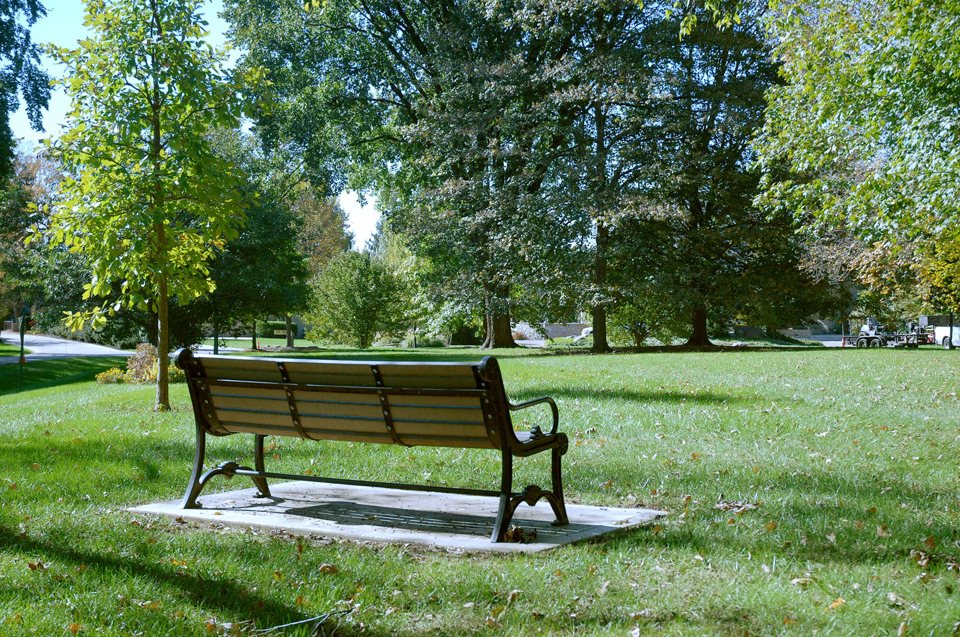 Crafton Park Bench