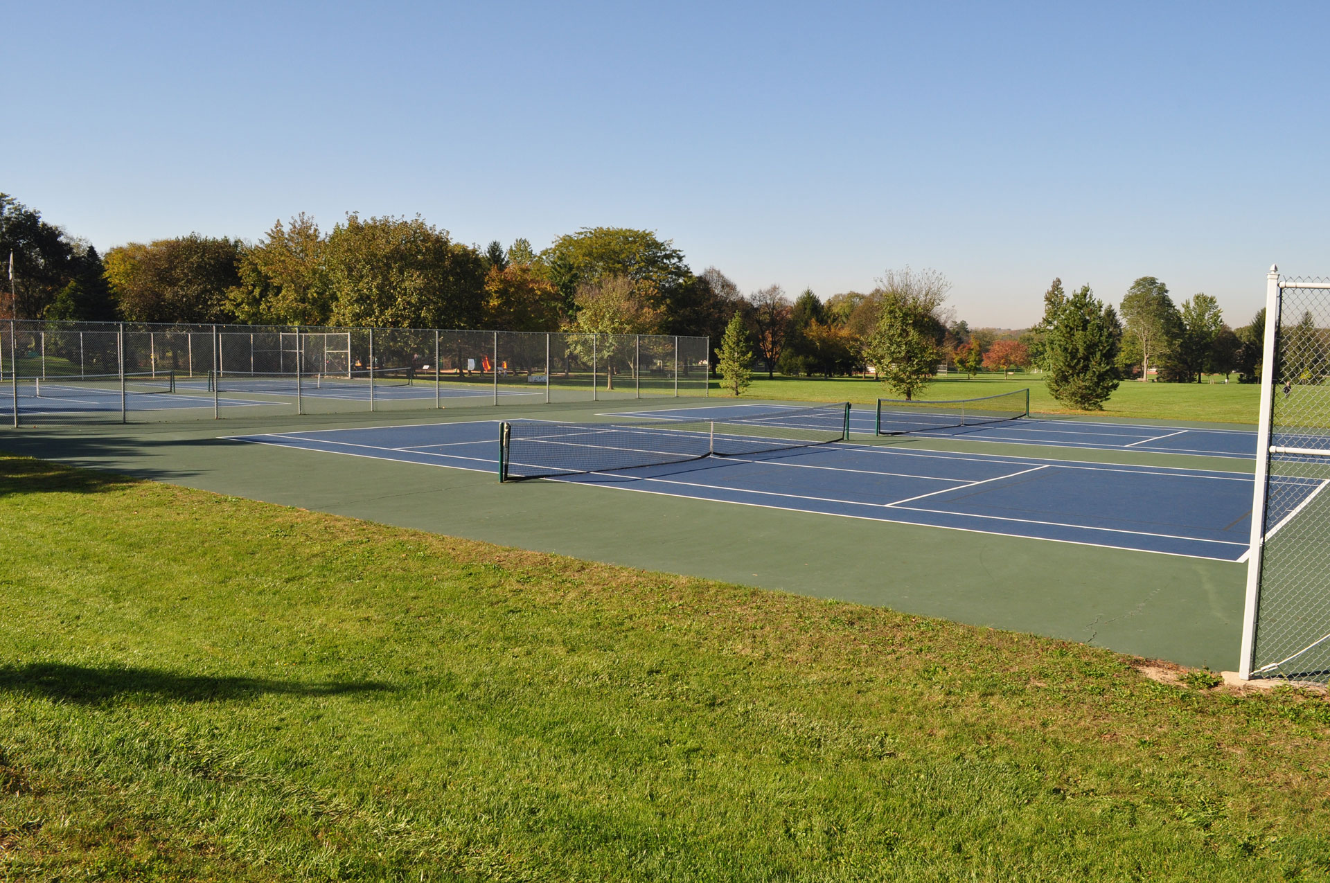 Fancyburg Tennis Courts