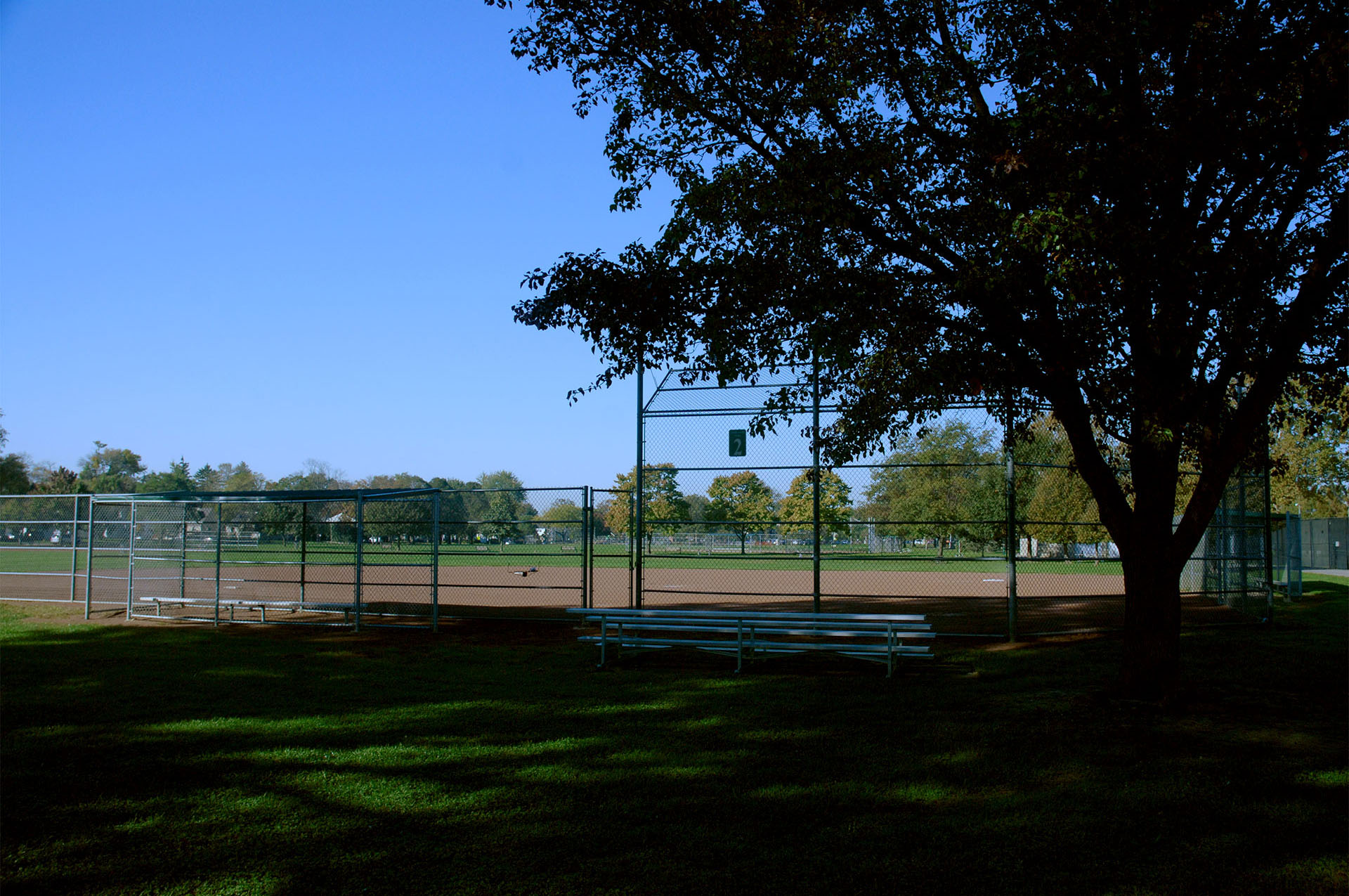 Northam Park Ball Diamond