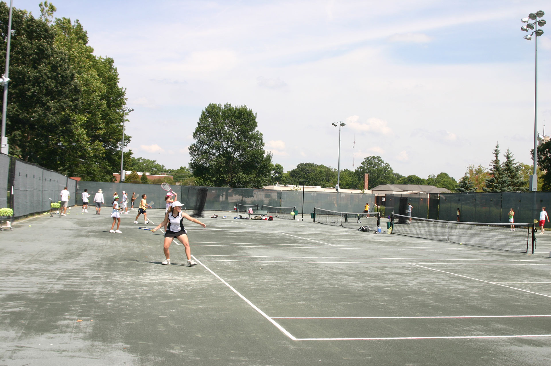 Northam Tennis Courts