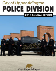 Police Annual Report Cover