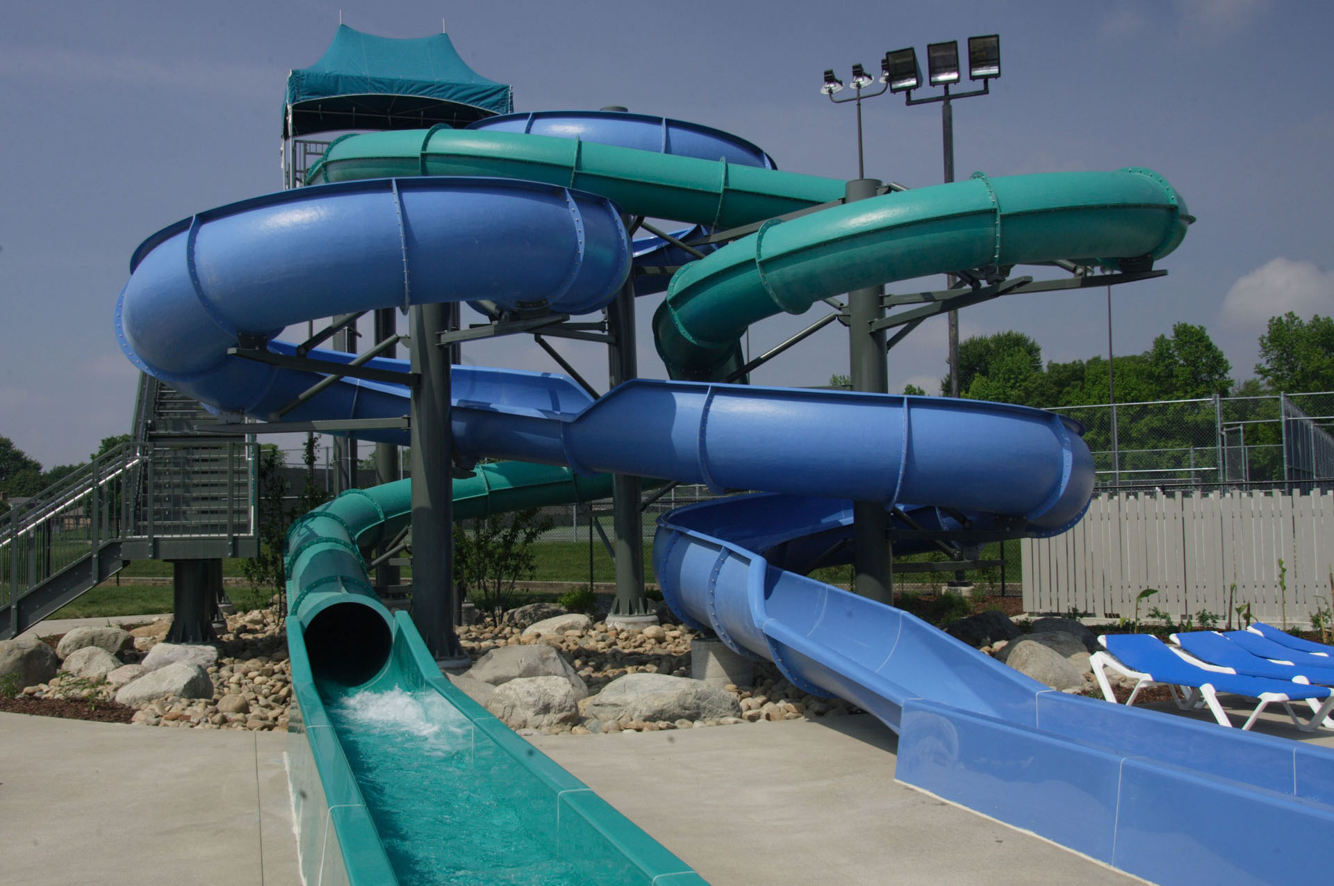 Reed Road Water Park
