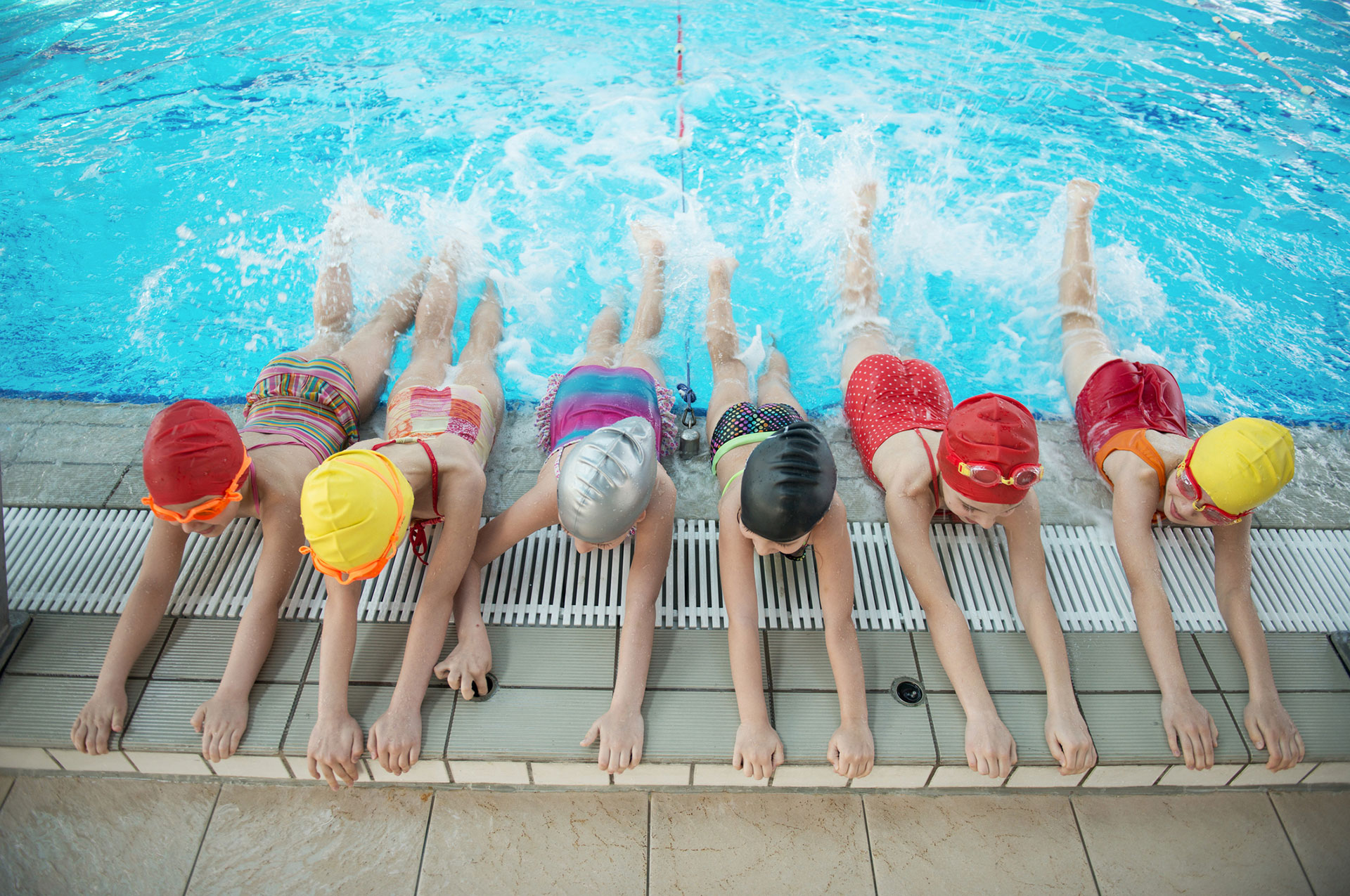 Pupils Trampolining Pictures   Getty Images