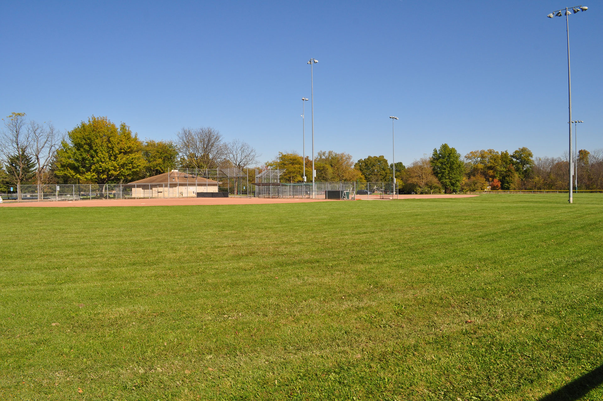 Thompson Ball Field