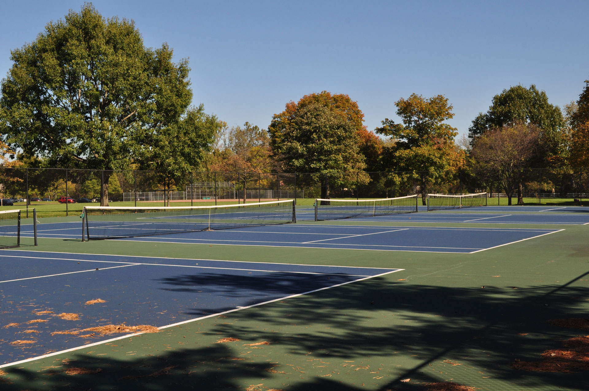 Thompson Tennis Courts