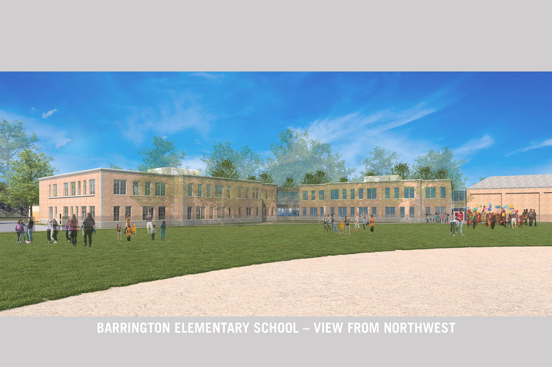 Barrington Rendering