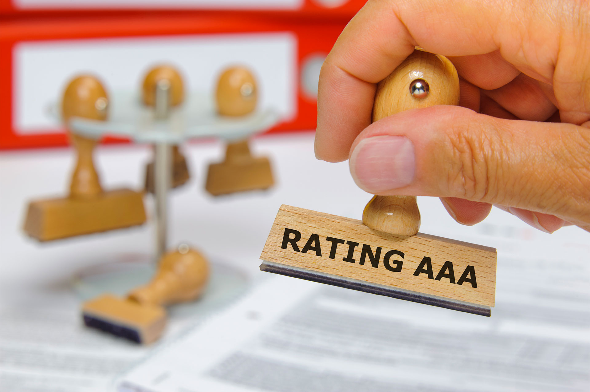 Finance AAA Rating