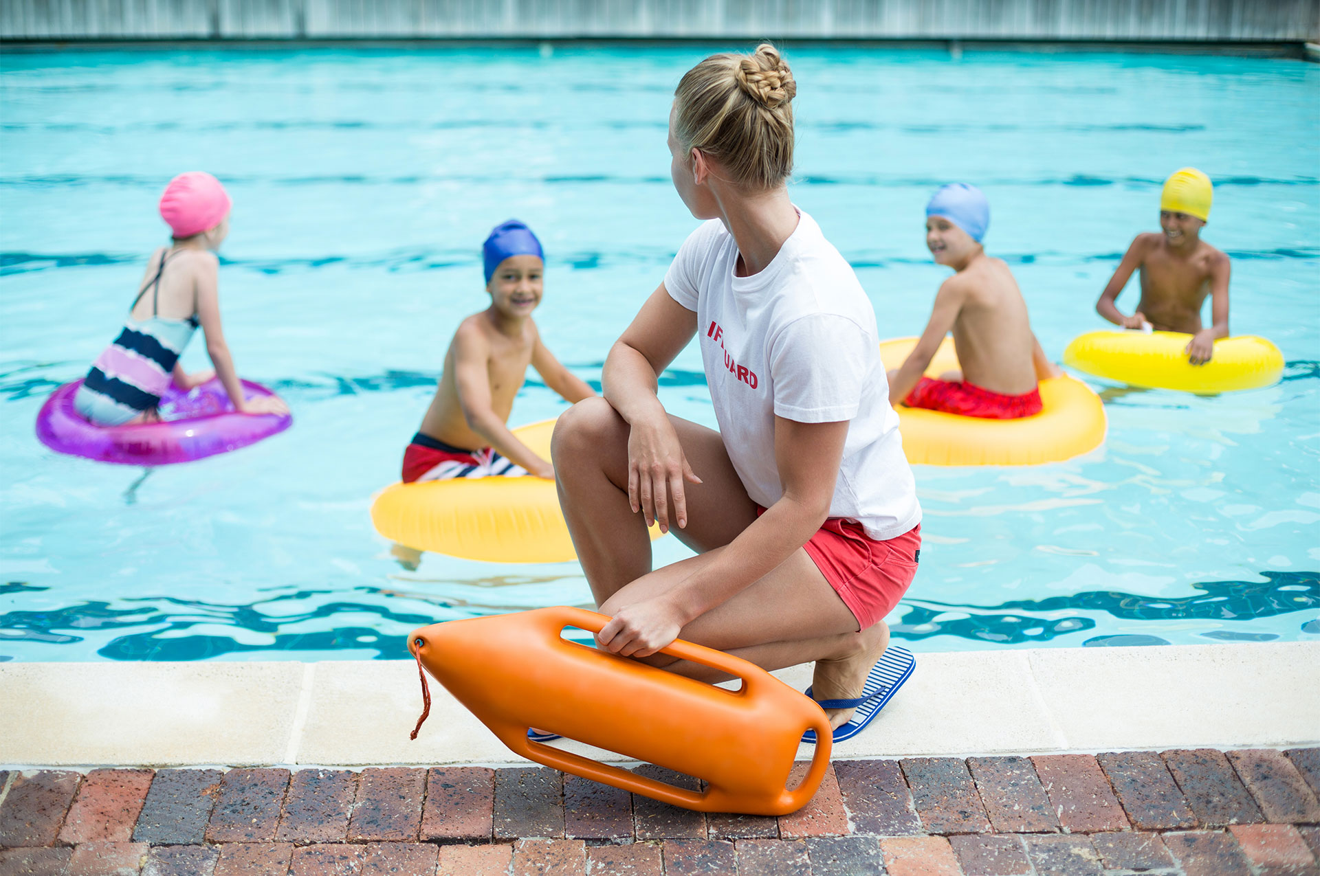 Call For Seasonal Lifeguards