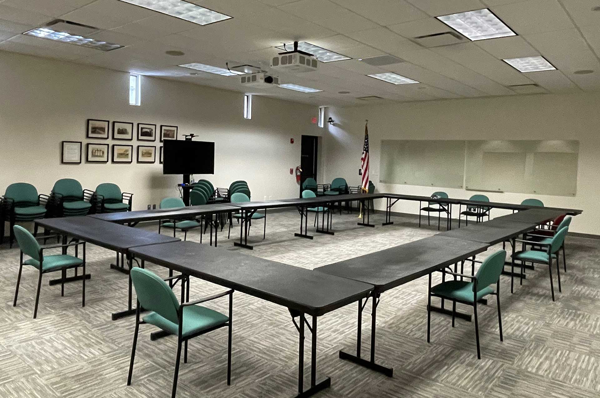 Lower Level Meeting Room