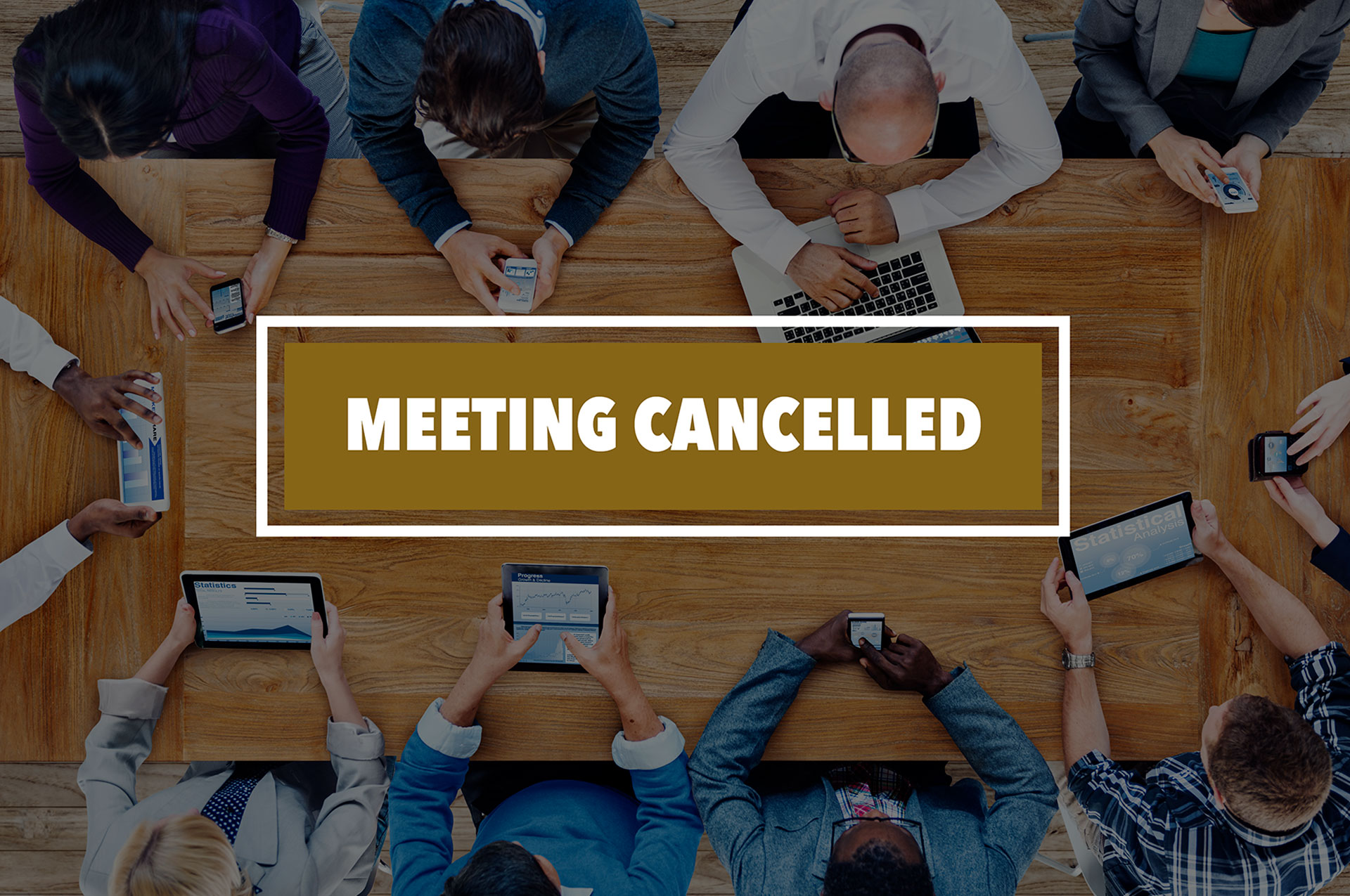 Cancelled Meeting