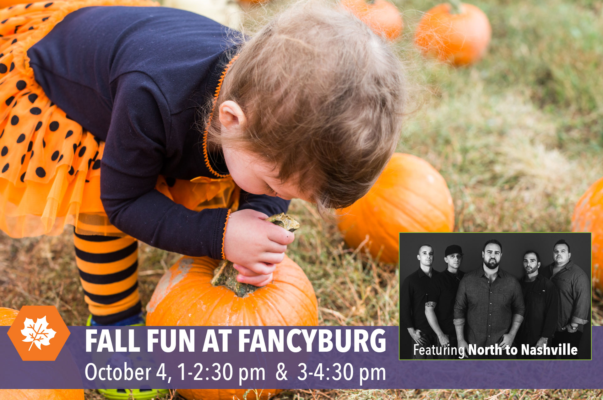 Fall Fun At Fancyburg