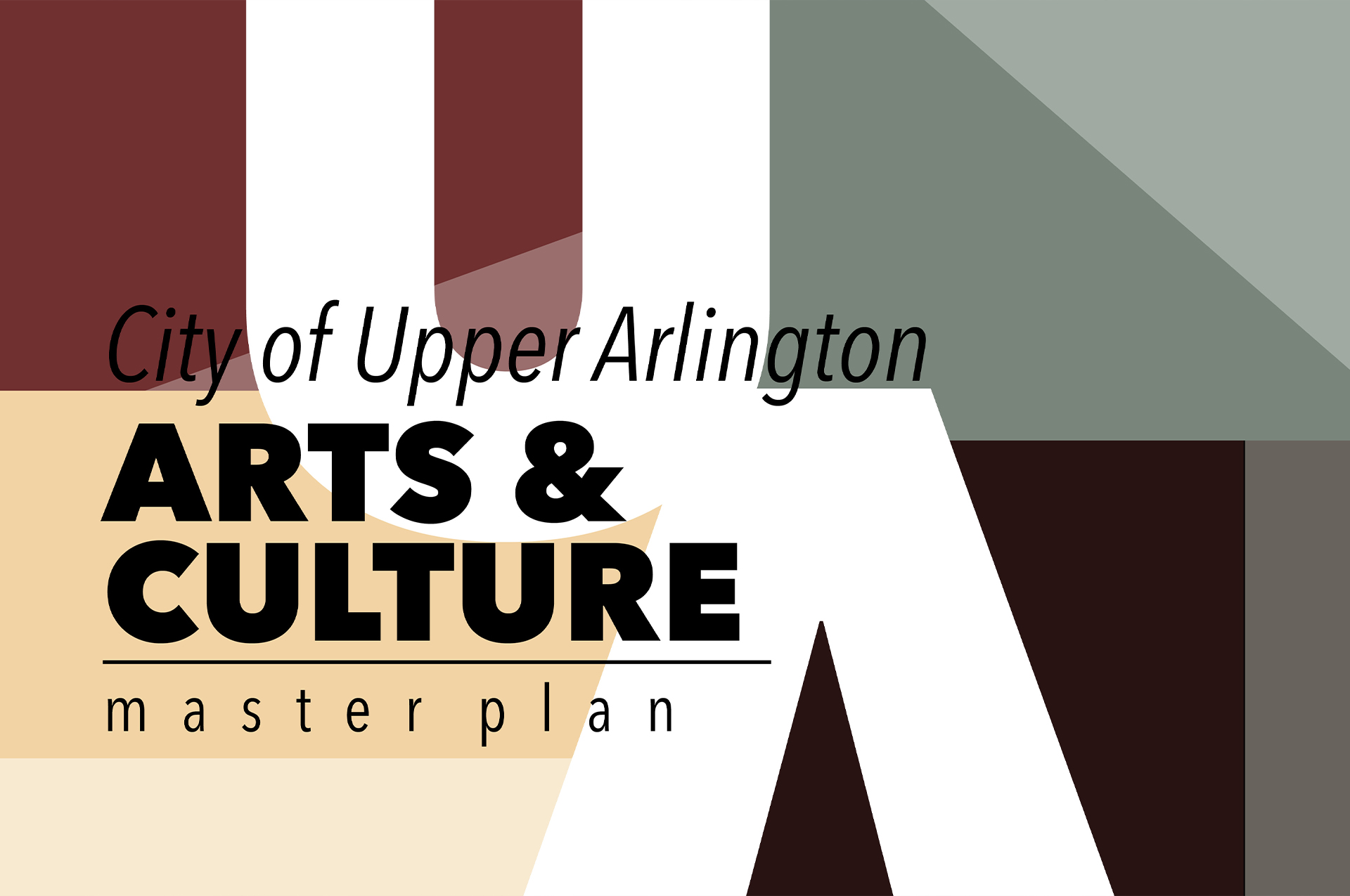 Arts & Culture Master Plan Complete